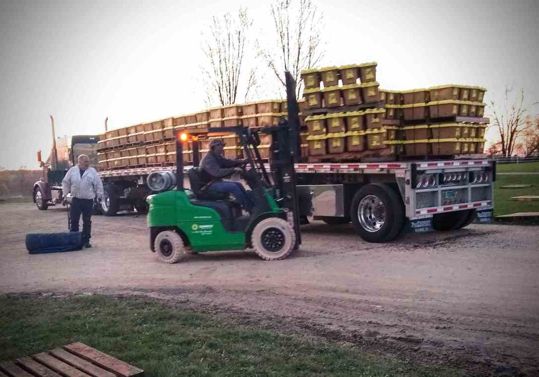 Unloading Nucs1